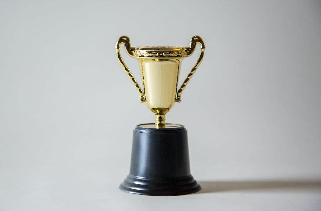 keyword ranking trophy